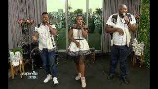 """Afrosoul Performs """"iLanga"""" (The Sun)"""