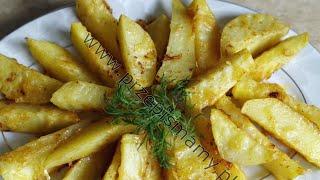 Ziemniaki zapiekane z serem! Ziemniaki pieczone! Jak zrobić ziemniaki pieczone z serem