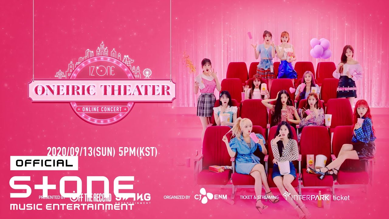 "IZ*ONE Online Concert ""ONEIRIC THEATER"""