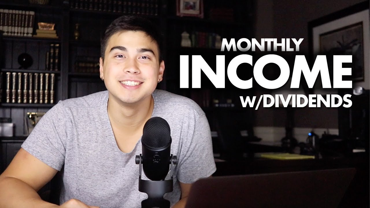 How To Invest For Monthly Income | Dividend Investing