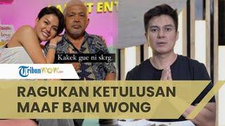 Baim Wong Mengaku Salah dan Ingin Minta Maaf secara Langsung, Nikita Meragukan Ketulusan Maafnya