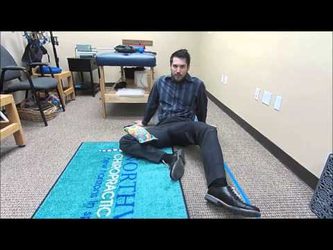Adductor Mobility Exercise