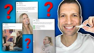 Veneera im Test: Was kann das Kosmetik Zahn-Veneer? (aus der Werbung)