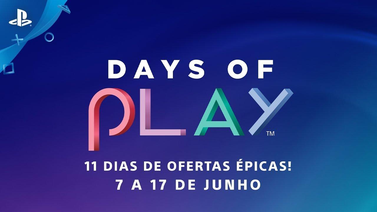 Days of Play Traz 11 Dias de Ofertas Incríveis e um PS4 de Edição Limitada