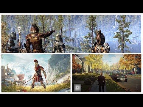 The Elder Scrolls VI делают на старинном движке  | Игровые новости