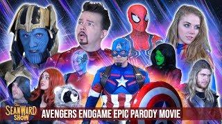 AVENGERS ENDGAME - Epic Parody Movie - The Sean Ward Show