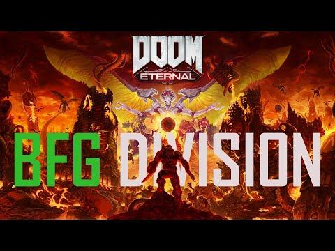 DOOM ETERNAL GAMEPLAY / BFG DIVISION - смотреть онлайн на