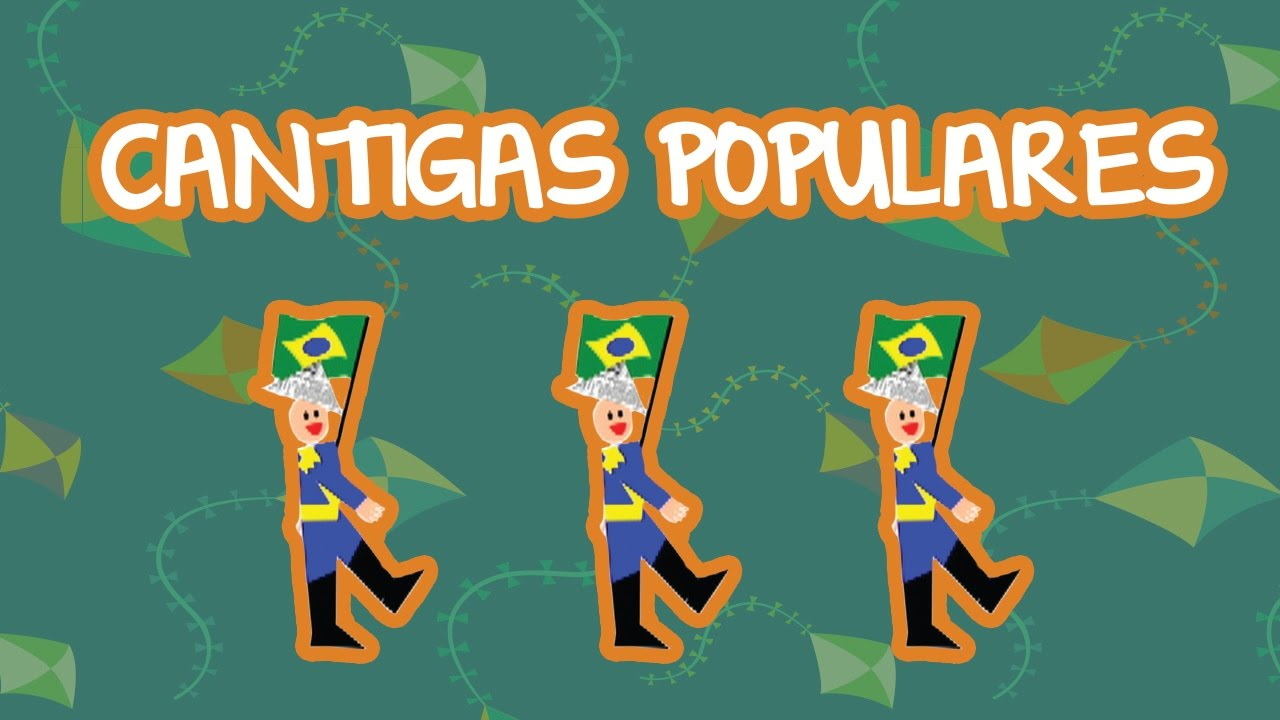 CANTIGAS POPULARES | BEBÊ MAIS MÚSICA