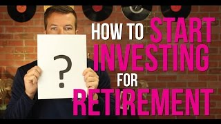 Beginners guide | How to start investing for retirement?