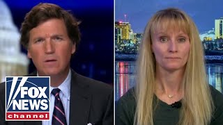Woman fired from job for using Parler speaks out on 'Tucker Carlson Tonight'