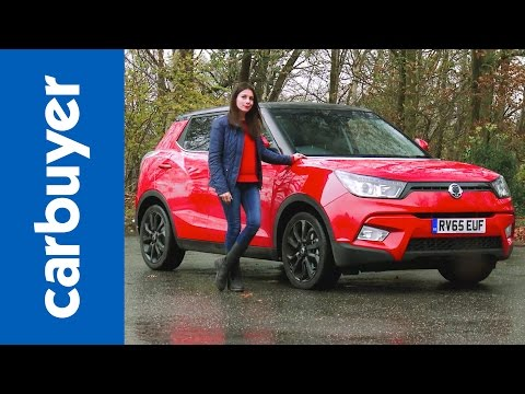 SsangYong Tivoli SUV review - Carbuyer