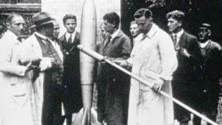Wernher Von Braun - Early Career