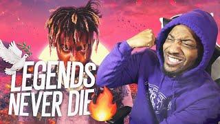 Juice WRLD - Legends Never Die (ALBUM REVIEW/REACTION!!!)