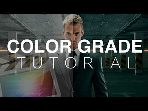 Color Grading Tutorial – Final Cut Pro X