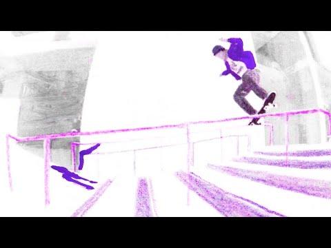 adidas Skateboarding: Na-Kel Smith Matchcourt High RX (Animation) | TransWorld SKATEboarding