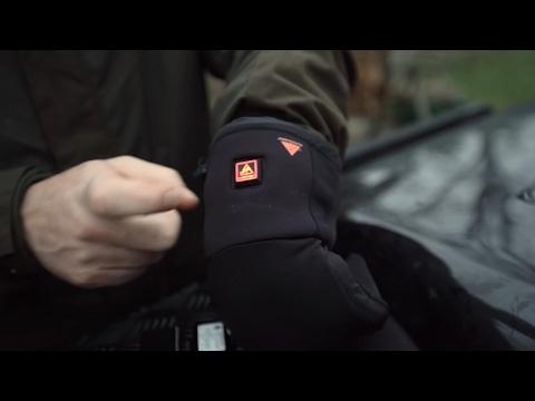 Alpenheat Beheizte Handschuhe Fire Gloveliners