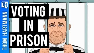 Will Bernie Sanders' Fight for Prison Voting Rights Help Democracy?