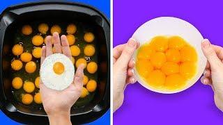 당신을 놀라게 할 28가지 계란 팁
