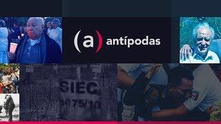 Antípodas - Desaparecidos. Cita con la memoria (Viridiana Anaid)