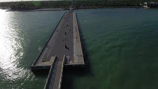 Key West Docks - DJI Phantom 4