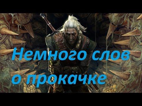 The Witcher Гайд по прокачке, алхимии и экипировке.