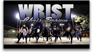 Chris Brown - Wrist Choreography | by Mikey DellaVella | @chrisbrown