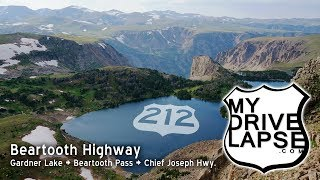 Drive America's most beautiful road: Beartooth Highway, US 212