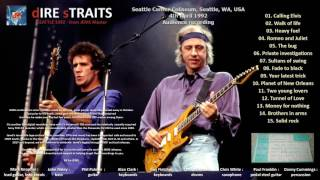 Planet of New Orleans — Dire Straits 1992 Seattle LIVE [audio only] RARE and GREAT!!