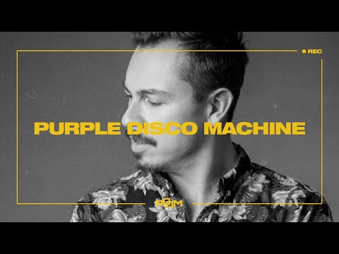 Purple Disco Machine @W Hotel Barcelona House / Disco