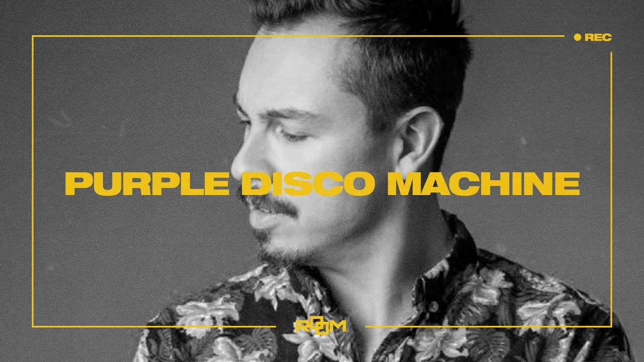 Purple Disco Machin - Live @ W Hotel Barcelona 2019