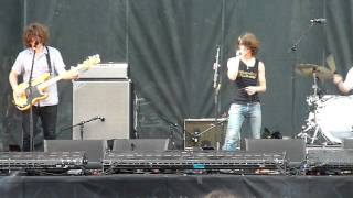 "Arctic Monkeys "" Potion Approaching "" live @ Lollapalooza 2009 Chicago"