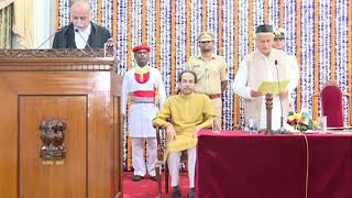 20.03.2020: Justice Bhushan Dharmadhikari sworn in as Chief Justice of Bombay High Court;?>