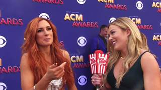 Becky Lynch Says It's Important For Country Music Fans to Unite | Popcorn Talk