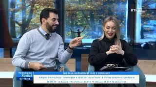 Mysafiri i Mëngjesit - Antigona Dajakaj Fejza & Flutura Alihajdaraj 19.11.2020