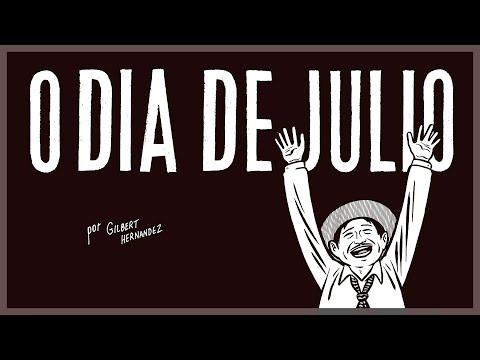 O dia de Julio | Utopia das Letras #11