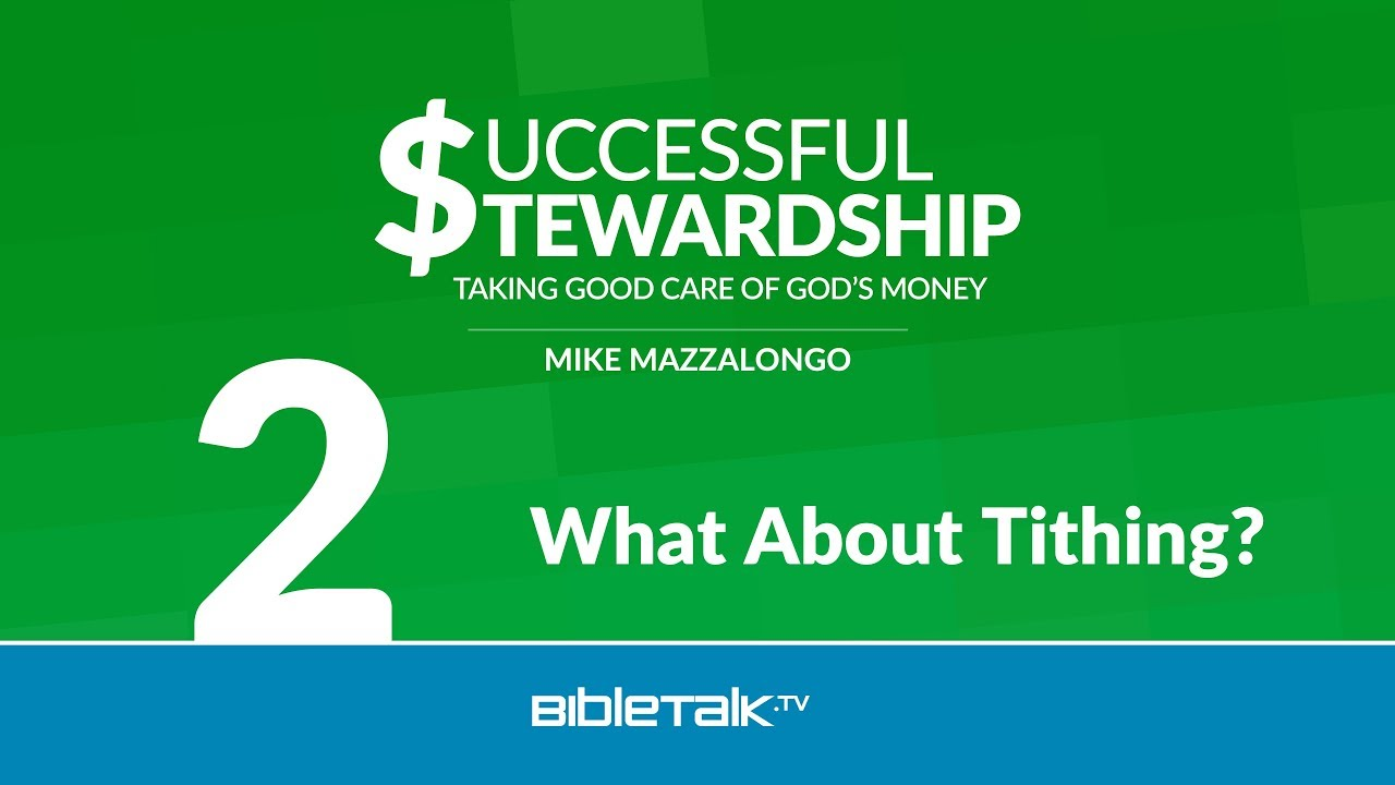 2. What About Tithing?