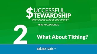 What About Tithing?