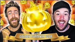 INSANE 50 GOLDEN PUMPKIN OPENING WAR!