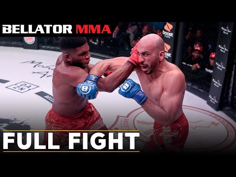 [Vidéo] Paul Daley vs. Saad Awad - Bellator 232