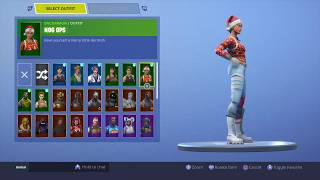 Fortnite Accounts With Nog Ops Footnote Account All Skins 免费在线