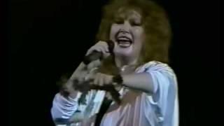 Алла Пугачева - Очи черные (Live, 1989, Пхеньян)