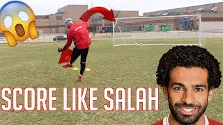 SCORE EVERY TIME - MOHAMED SALAH STYLE
