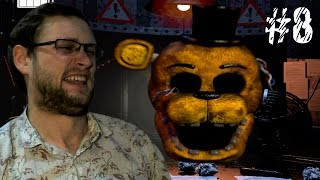 Five Nights at Freddy's 2 ► МИЛЛИАРДЫ СКРИМЕРОВ ► #8