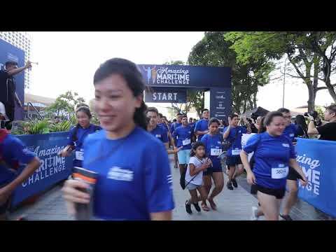 Amazing Maritime Challenge 2019