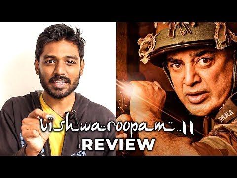 Vishwaroopam 2 Review by Maathevan | Kamal Haasan | Galatta | GM 02
