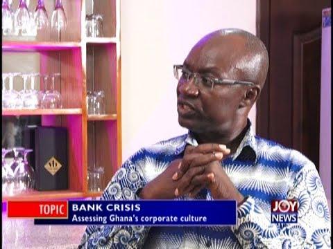 Bank Crisis - PM Express on JoyNews (21-9-18)