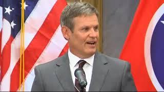 Governor Bill announces first Legislative initiative
