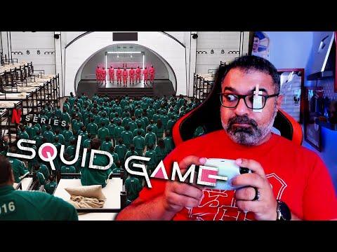 """""""فيلم جامد"""" - مراجعة مسلسل """"لعبة الحبار"""" Squid Game thumbnail"""