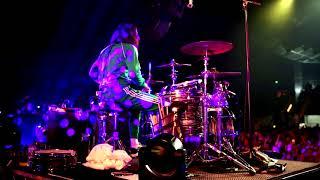 Sticky Fingers   Flight 101    Drum Cam   Luna Park Big Top