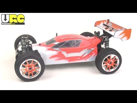 Exceed-RC Mad Fire EP Review – brushless RTR 1:8th buggy